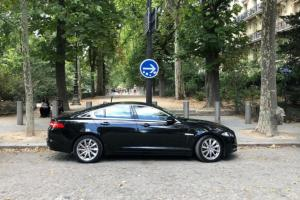Transport luxe en Jaguar