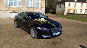 Berline de luxe en Normandie